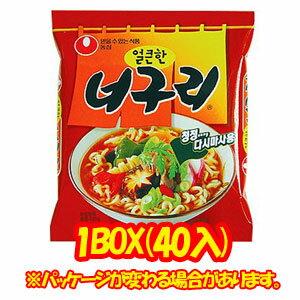 農心 ノグリラーメン120g 1BOX(40個入) 1個当¥92(税別)