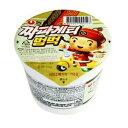 農心 チャパゲティボンボク70g 【韓国食品/ジャジャン/ラーメン/麺/韓国の麺/カップラーメン】