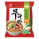 【韓国食品・ラーメン】農心 ムパマ湯麺 122g1BOX(40個)