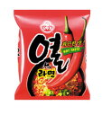 【韓国食品・ラーメン】オトゥギ ヨル(熱)ラーメン 120g 1BOX(40個入)