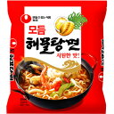 【韓国食品・韓国ラーメン】農心 ヘムルタン麺(海鮮ラーメン) 125g 1BOX(40個入)
