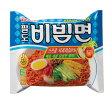【韓国食品・韓国ラーメン】パルド ビビムラーメン 130g 1BOXx20個 [1個当り\88(税別)] 『季節商品』