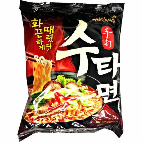 【韓国食品・ラーメン】 三養 スタメン 120g...:kangtong-market:10000476