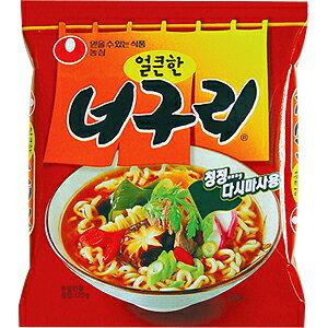 【韓国食品・ラーメン】 農心 ノグリラーメン120g...:kangtong-market:10000004