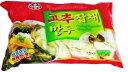 【韓国食品・冷凍餃子】唐辛子春雨入り野菜餃子675g〔クール便〕