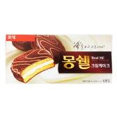 【ロッテ】モンシェルトントン192g 【韓国食品/韓国チョコ/チョコパイ/韓国菓子/お菓子】