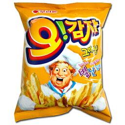 オーカムジャ50g 【東方神起のリーダ<strong>ユンホ</strong>が大好きなお菓子】