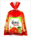 『韓国産キムチ』【宗家】 白菜キムチ5kg★クール便選択対象商品★