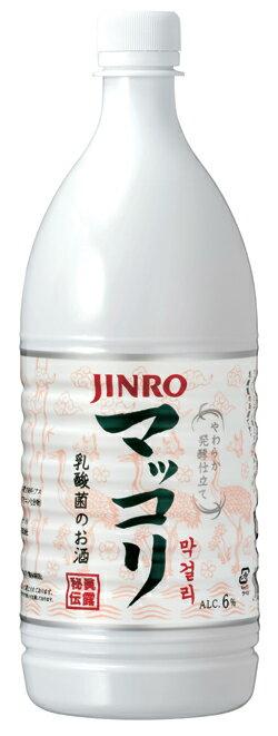 【JINRO】 ジンロ マッコリ1000ml