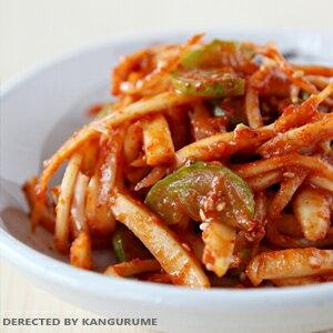 ◆冷蔵◆自家製トラジキムチ500g■韓国食品■韓国/韓国料理/韓国食材/韓国キムチ/キムチ…...:kangurume:10001069