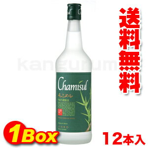 Chamisul soju 'Dai' 700ml×12 book ■ Korea food ■ Korea food material / Korea cuisine / Korea souvenir and liquor / sake / shochu / Korea liquor Korea alcohol Korea shochu /JINRO / m. dew and Jinro / cheap