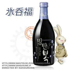 Ice Psych Fu 'ビンタンボク' 370 ml ■ Korea food ■ Korea food material / Korea cuisine / Korea souvenir and liquor / sake / shochu / Korea liquor Korea alcohol fruit wine / sparkling / cheap