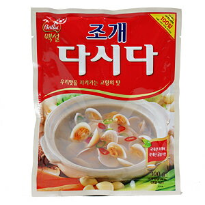 Kai ダシダ 300 g ■ Korea food ■ Korea Korea food Korea food material seasoning / base and / seasoning for soup seasoning and miso soup