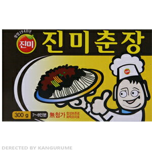 M. taste chunjang 300 g ■ Korea food ■ Korea / Korea food materials / seasoning / Korea source / Chinese cuisine / jar jar noodles sauce cooking
