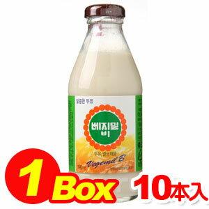 ベジミル「豆乳」190ml×10個1BOX韓国食品韓国/韓国飲料/韓国飲み物/韓国ジュース/飲み物/
