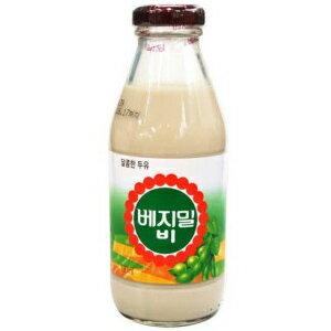 ベジミル「豆乳」190ml韓国食品韓国/韓国飲料/韓国飲み物/韓国ジュース/飲み物/飲料/ジュース/