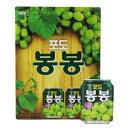 「ヘテ」ボンボン「ぶどうジュース」×12本【1BOX】■韓国食品■韓国/韓国飲料/韓国飲み物/韓国ジ