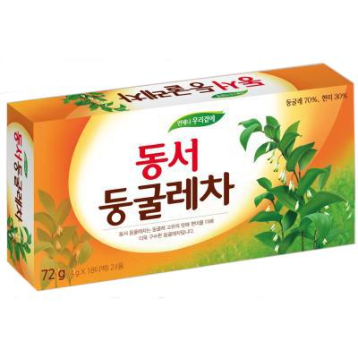 'ドンソ' ドングレ tea entering 15 bags ■ Korea food ■ Korea dishes / Korea food material / tea / Korea tea / tradition tea / health tea / tea bags and souvenirs / Korea souvenir gifts Midyear / Gift / Giveaway / your gifts / ginseng