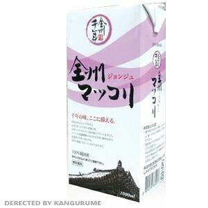 Jeonju rice rice paper Pack 1 L ■ Korea food ■ Korea food materials and Korea cuisine and Korea souvenir / sake sake / Korea liquor / Korea alcohol / makgeolli Korea makgeolli and cheap