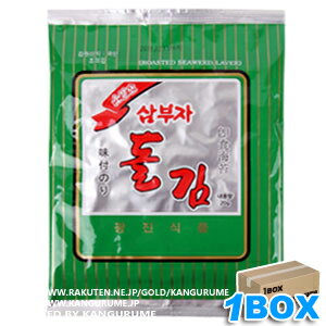 "Third son サンブジャ Nori which ""6 Pack"" x 30 bags ■ Korea food ■ imported food ■ imported ingredients ■ Korea Nori ■ Nori ■ Korea cuisine ■ Korea food ■ Korea souvenir ■ Korea ■ seasoned seaweed, Nori ■ disaster ■ emergency ■ sought ■ Gifts ■ Gift ■ presents"