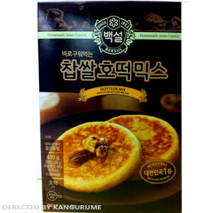 ホトックミックス ■ Korea food ■ Korea / Korea cake / Korea rice cake / rice cake rice cake / handicraft / ホトック / ホットック / ホットク / snack / is deep-discount