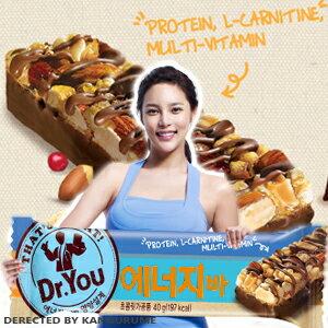 """Dr.You"" energy bars ■ Korea food ■ Korea cuisine / Korea food material / Korea souvenir and Korea sweets / candy / Valentine's day / white / snack / chocolate / chocolate Korea rice crackers / snacks / snack / dessert /doctor you calorie / cheap"