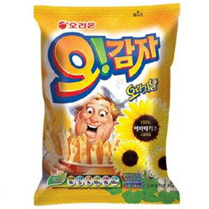 オーカムジャ ■ Korea food ■ Korea cuisine / Korea food material / Korea souvenir and Korea candy / sweets / オガムジャ snack / Korea rice crackers appetizers / snacks / desserts / real cheap.