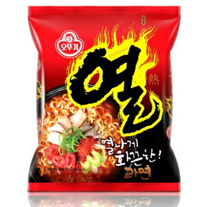 Heat la - men ■ Korea food ■ Korea food material Korea cuisine Korea souvenir / Korea ramen / emergency / disaster prevention / disaster toy / noodles / instant ramen / spicy ramen and spicy ramen / noodles / cheap