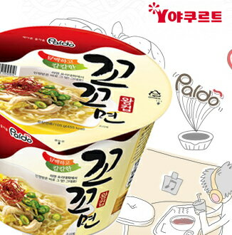 """Paldo"" Coco noodle Cup ■ Korea noodles ■ Korea food ■ imported food ■ imported foods ■ Korea food ■ Korea cuisine ■ Korea souvenir ■ emergency ■ for safety ■ disaster ■ noodles ■ instant ramen ■ spicy ramen ■ ramen ■ low-price sale ■ ■ Pardo"