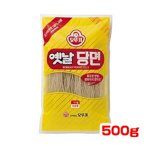 "Shark / is deep-discount in noodles / spring rain / spring for 500 g of ""オットギ"" spring rain ■ Korea food ■ Korean food / Korea food / Korea ジャプチェ / ジャプチェ / ジャプチェ"