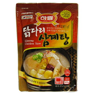 ハリムモモサムゲタン samgyetang ■ Korea food ■ Korea Korea food / Korea food materials and soup / soup / chicken / samgyetang water Tan exposure quality / takarada lunch / ttukbaegi / retort