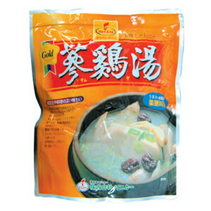マニカ samgetang samgyetang 800 g ■ Korea food ■ Korea Korea food / Korea food materials and real cheap water / samgyetang / ttukbaegi / instant foods Retort Pouch food instant food / simple dishes and soup / soup / chicken