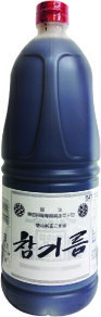 """/ for 1,650 ml of """"バンガ"""" sesame oil ■ Korea food ■ Korea / Korean food / seasoning / Korea seasoning / Korea sesame oil / sesame oil / sesame oil / duties is deep-discount"""