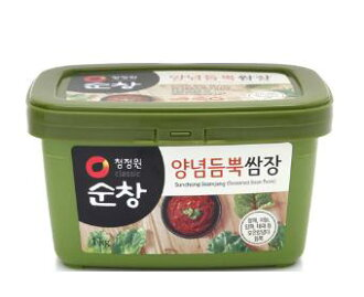 """Moy"" ssamjang sanchu miso 1 kg ■ Korea food ■ Korea cuisine / Korea food materials / seasoning / Korea source / Korea miso / samgyeopsal miso / BBQ for miso /SmaStation Mont."