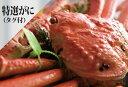 【18-021】特選かに 茹でかに 500g前後 (冷凍又は冷蔵) 【松葉かに】【松葉ガニ】【まつばかに】【香住】...