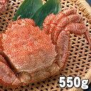 中型 毛ガニ 550〜600g前後 ボイル冷凍 北海道産の毛...
