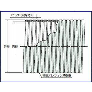 ダクトホース【硬質ダクト】DK-125|125...の紹介画像3