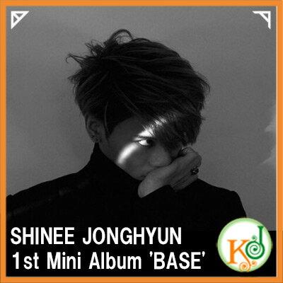 K-POPCD・送料無料SHINEEJONGHYUNジョンヒョン-The1stMiniAlbumBA