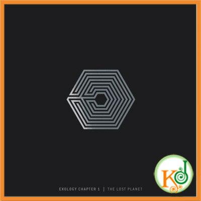 K-POPCD・送料無料・通常版EXO-コンサート実況アルバム[EXOLOGYCHAPTER1:TH