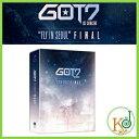 GOT7 1st CONCERT 「FLY IN SEOUL」 FINAL DVD (リージョン:3)(8809269507877)