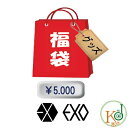 EXO 福袋 5000円★グッズセット/ メンバー選択 韓流...