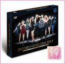 【K-POP・韓流】 少女時代 -2ND CONCERT DVD『2011 GIRLS(10006840)