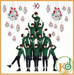 【K-POP・韓流】 【K-POP・韓流】 <strong>EXO</strong>-K(エクソ)[12月の奇跡]exo Special Album(スペシャル アルバム)*国内発送(0201000017801)(0201000017801)(0201000017801)