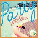 【K-POPCD 送料無料 クリアファイル 予約】 少女時代 - PARTY (SINGLE ALBUM)(1506300112341)