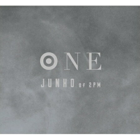 K-POP・韓流K-POPCDジュノJUNHO(2PM)-BESTALBUM[ONE](880926