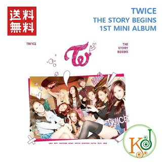 TWICE - THE STORY BEGINS (1ST MINI ALBUM)(8809269505378)