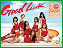 AOA - GOOD LUCK / WEEK / 4thミニアルバム (A VER.)(8804775070730)