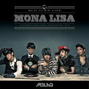 楽天韓Love【倉庫大放出 最大90%OFF・K-POPCD】MBLAQ/MONA LISA (MINI ALBUM VOL.3)エムブラック (10003295)