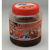 海鮮キムチ蟹(ヤンニョムケジャン)1Kg