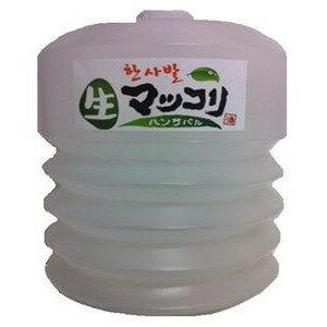 業務用 ハンサバル 生マッコリ 14リットル (7リットルボトル×2)